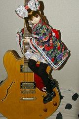 さあらさんとギター12