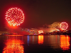 Sydney fireworks 2