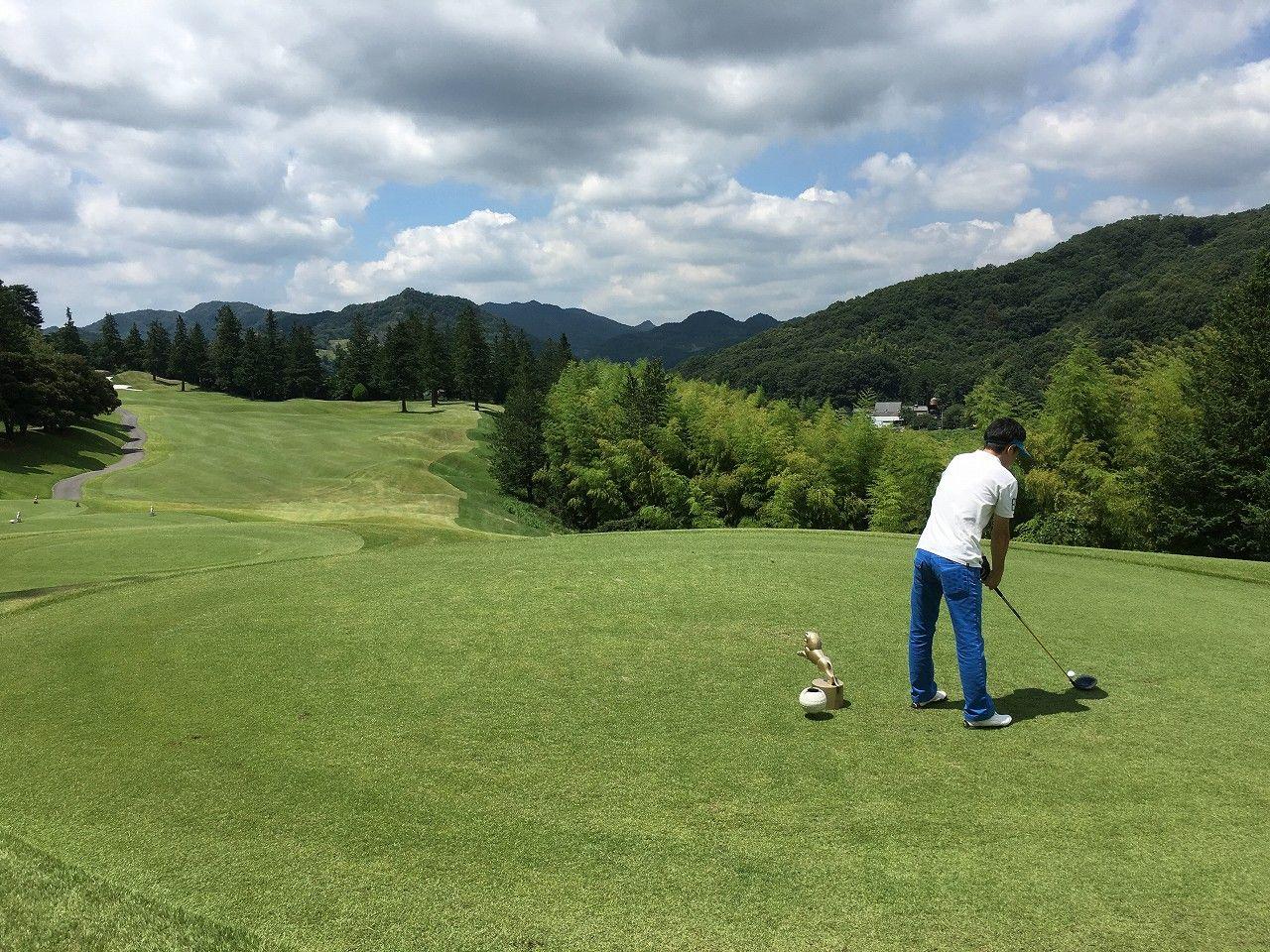29 第二回幼馴染ゴルフ大会 6