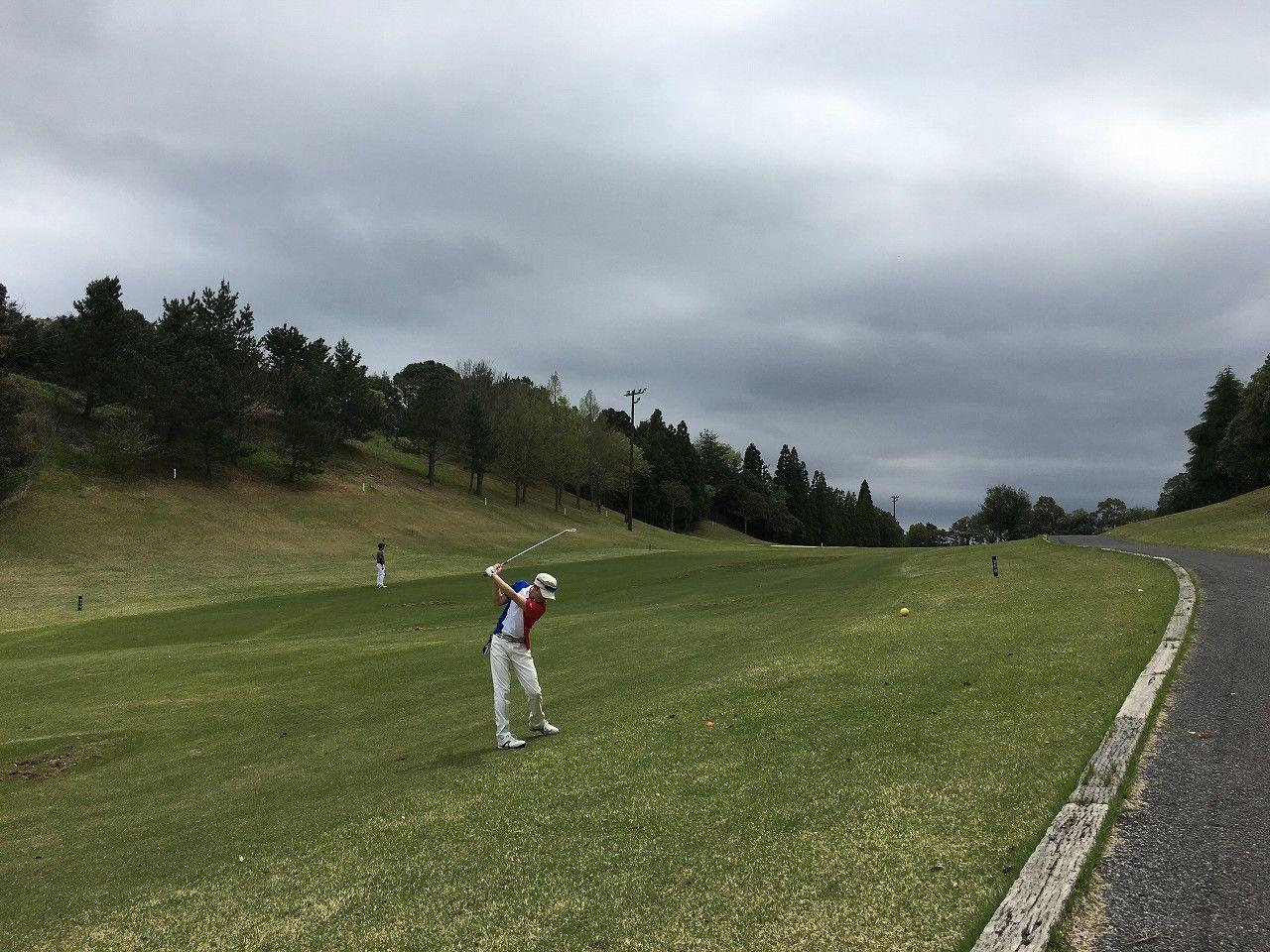 16 第一回御嶽ゴルフコンペティション 8