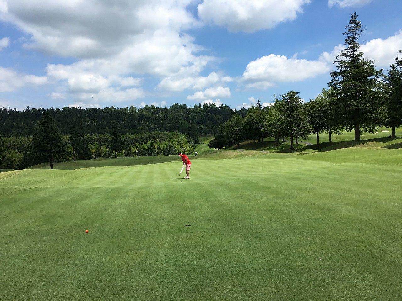 29 第二回幼馴染ゴルフ大会 8