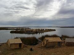 Titicaca lake (ウロス島) 3