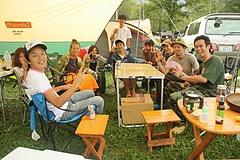 戸隠キャンプ場4