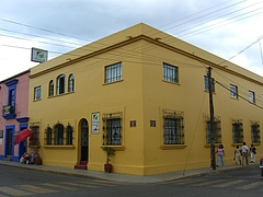 Oaxaca (Youth hostel) 1
