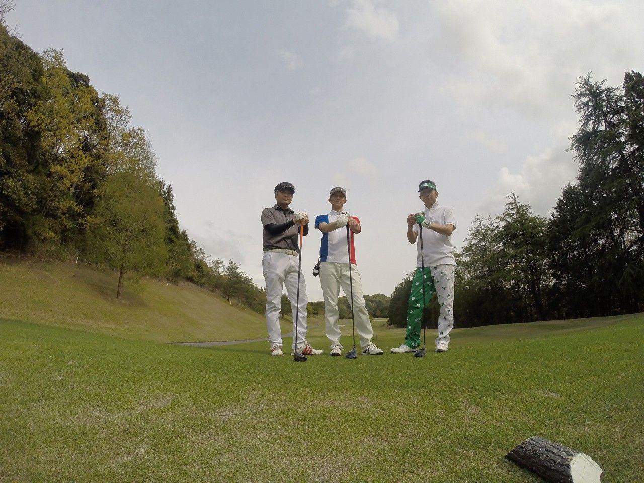 16 第一回御嶽ゴルフコンペティション 14