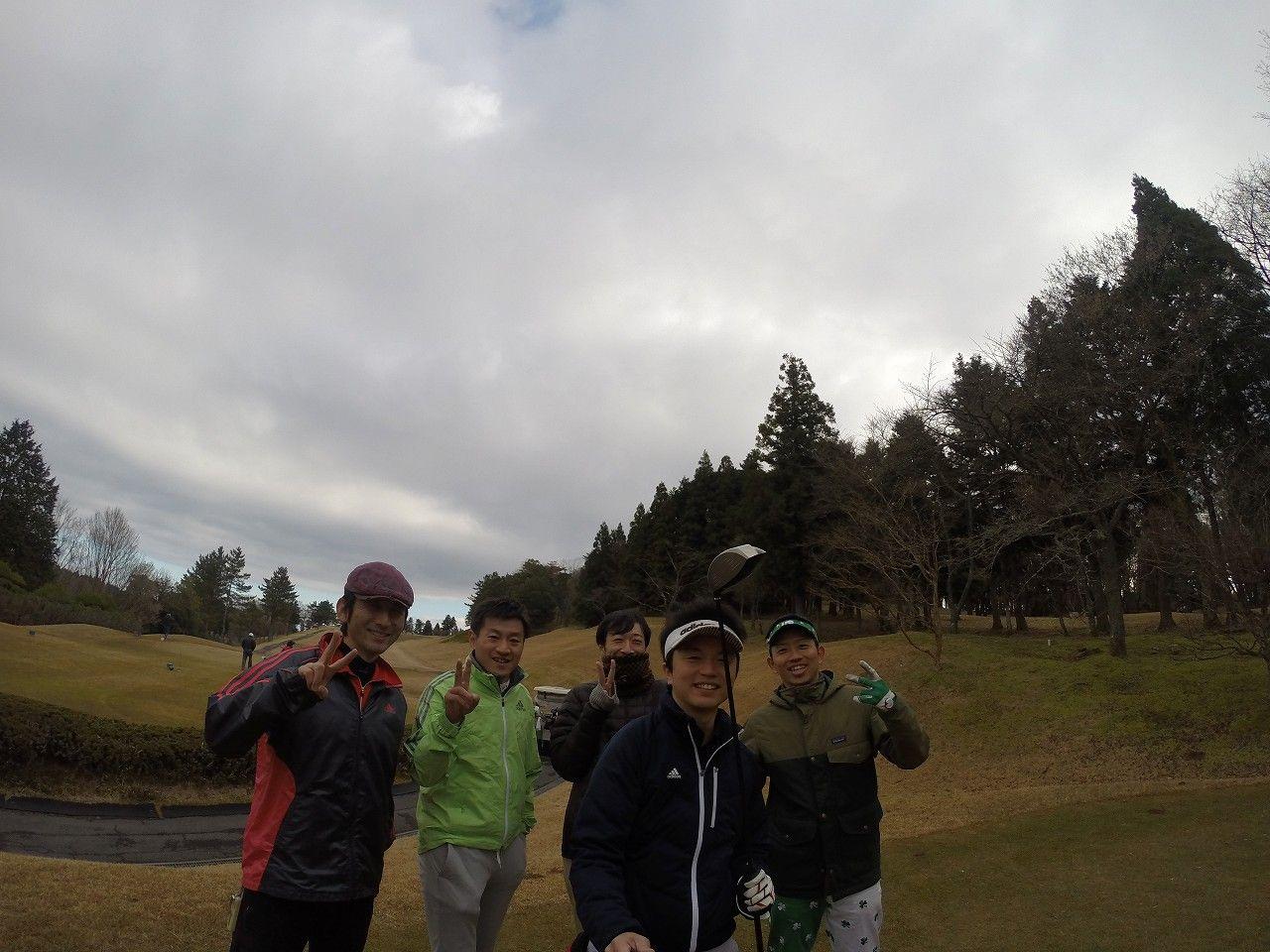 11 ゴルフ with Banff仲間 17
