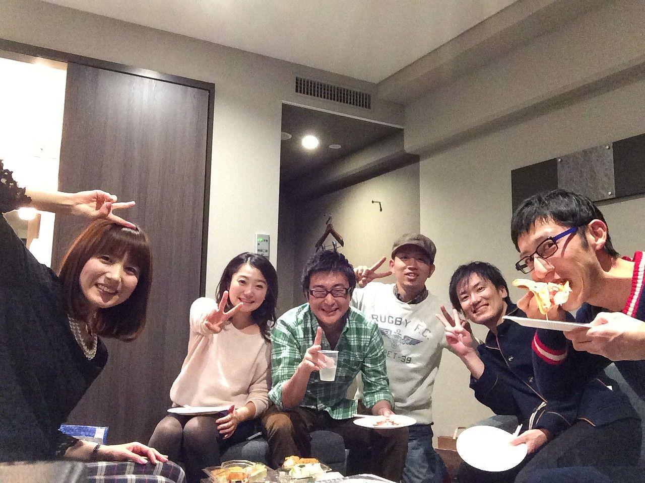 23 Yoshi君誕生日会 3