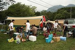 戸隠キャンプ場3