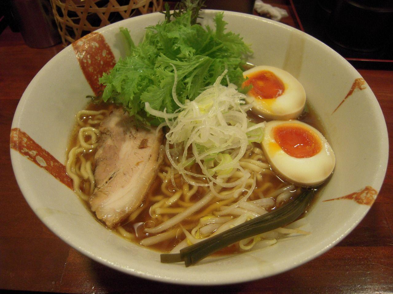 旬麺しろ八 2