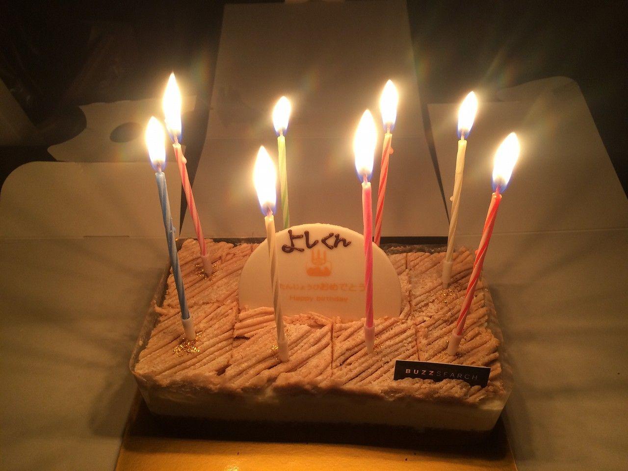 23 Yoshi君誕生日会 4