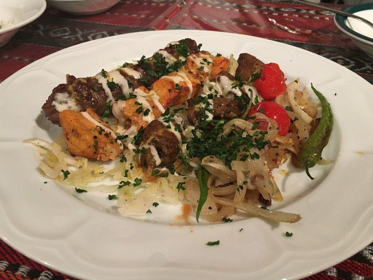 20 アラブ料理 6