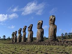 Easter Island (AHU AKIVI) 8