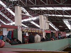 Puno (中央市場)