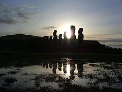 Easter Island (AHU TONGARIKI) 16