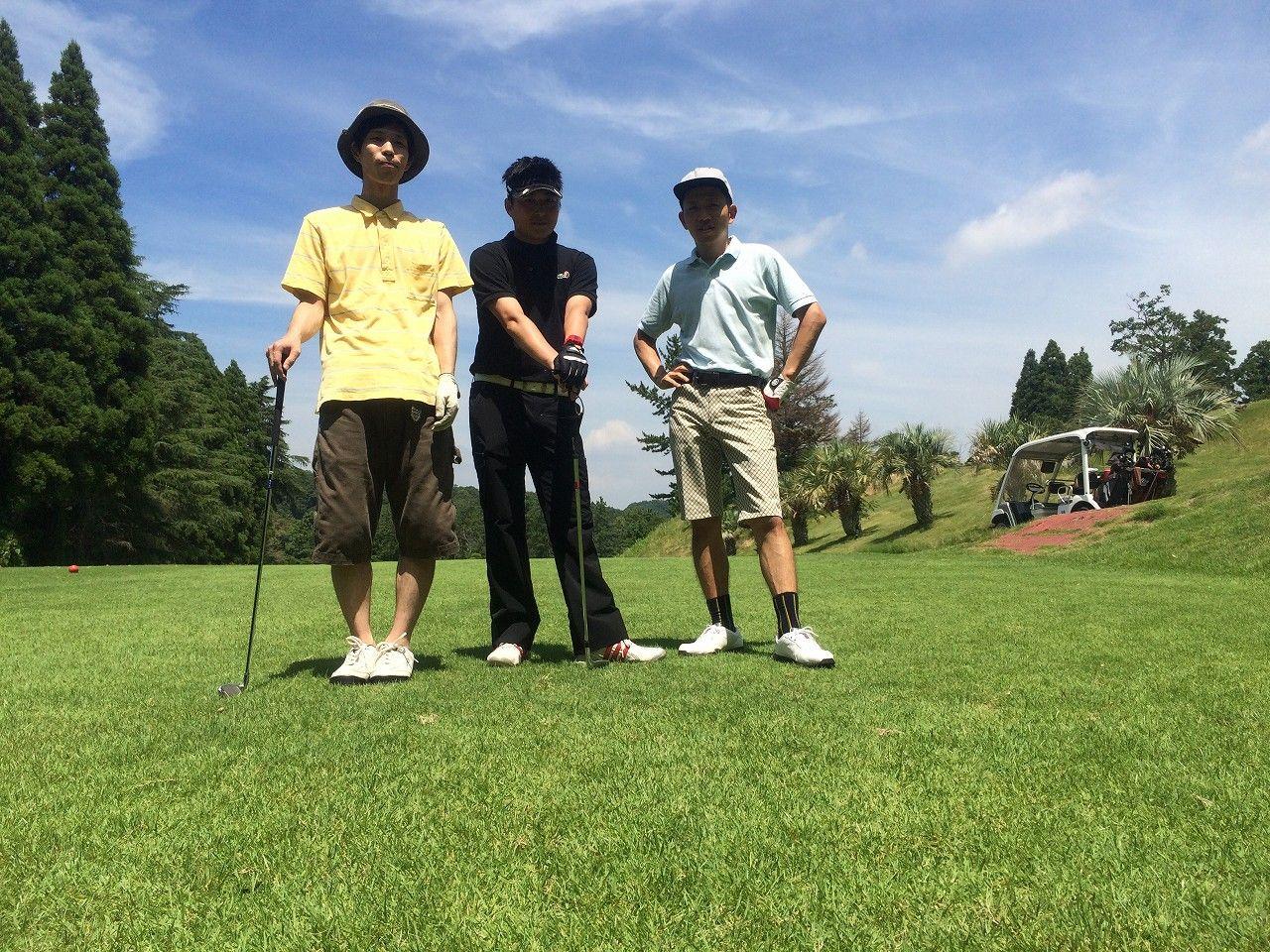 25 御嶽ゴルフ 1