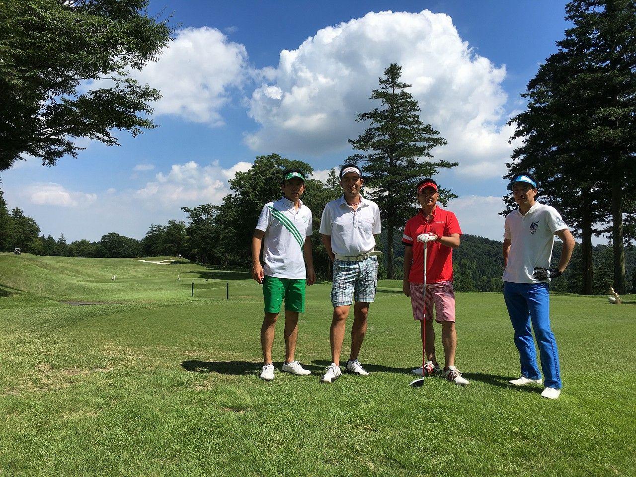 29 第二回幼馴染ゴルフ大会 13