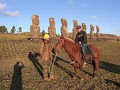 Easter Island (AHU AKIVI) 9