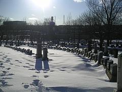 Titanic犠牲者の墓