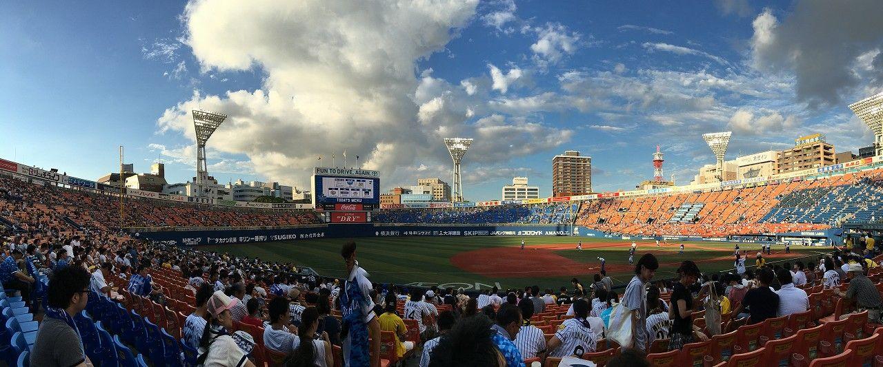 24 横浜 vs 阪神 2