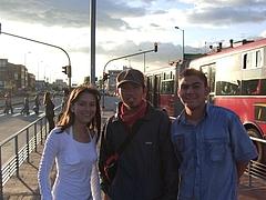 Bogota with Leidy