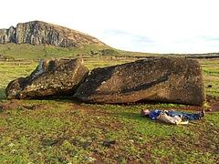 Easter Island (AHU TONGARIKI) 18