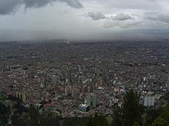 Bogota (Monserrate hill) 2
