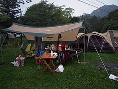 戸隠キャンプ場12