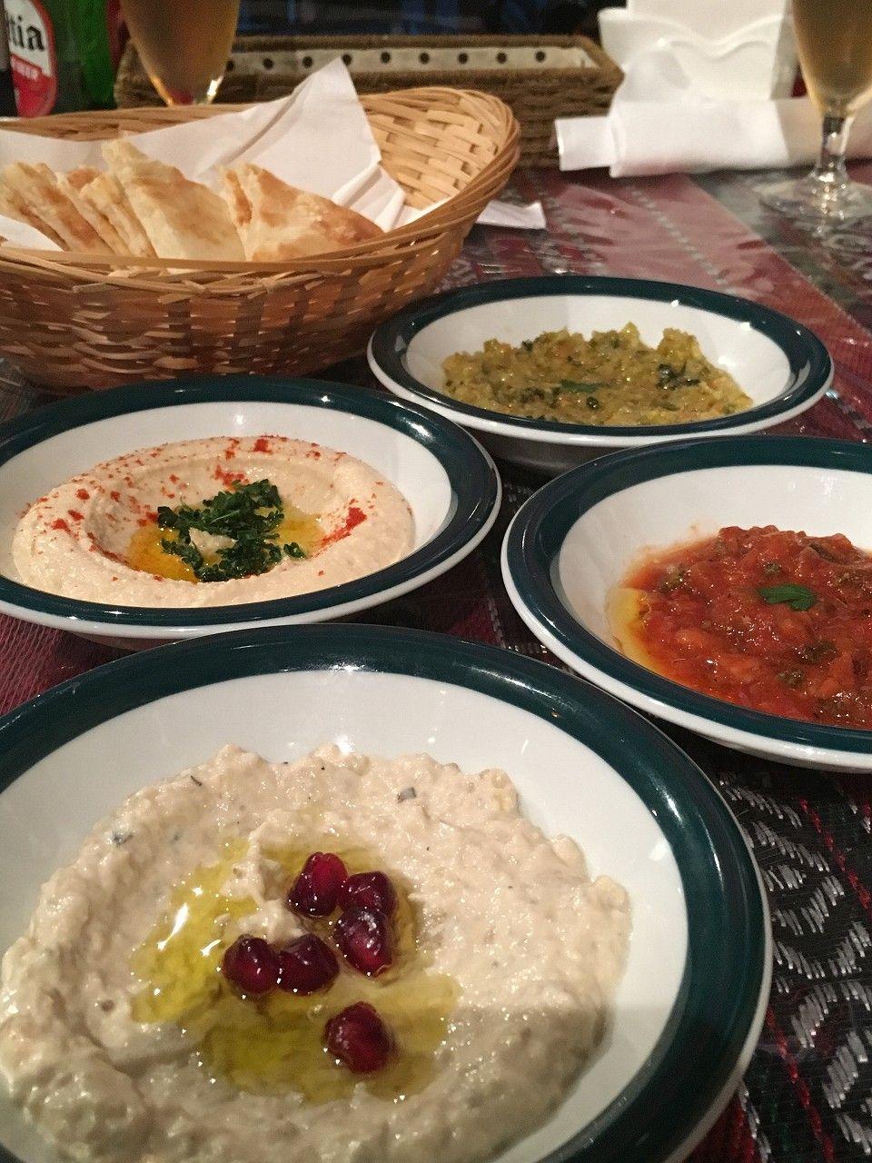 20 アラブ料理 2