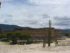 Mitla遺跡 3