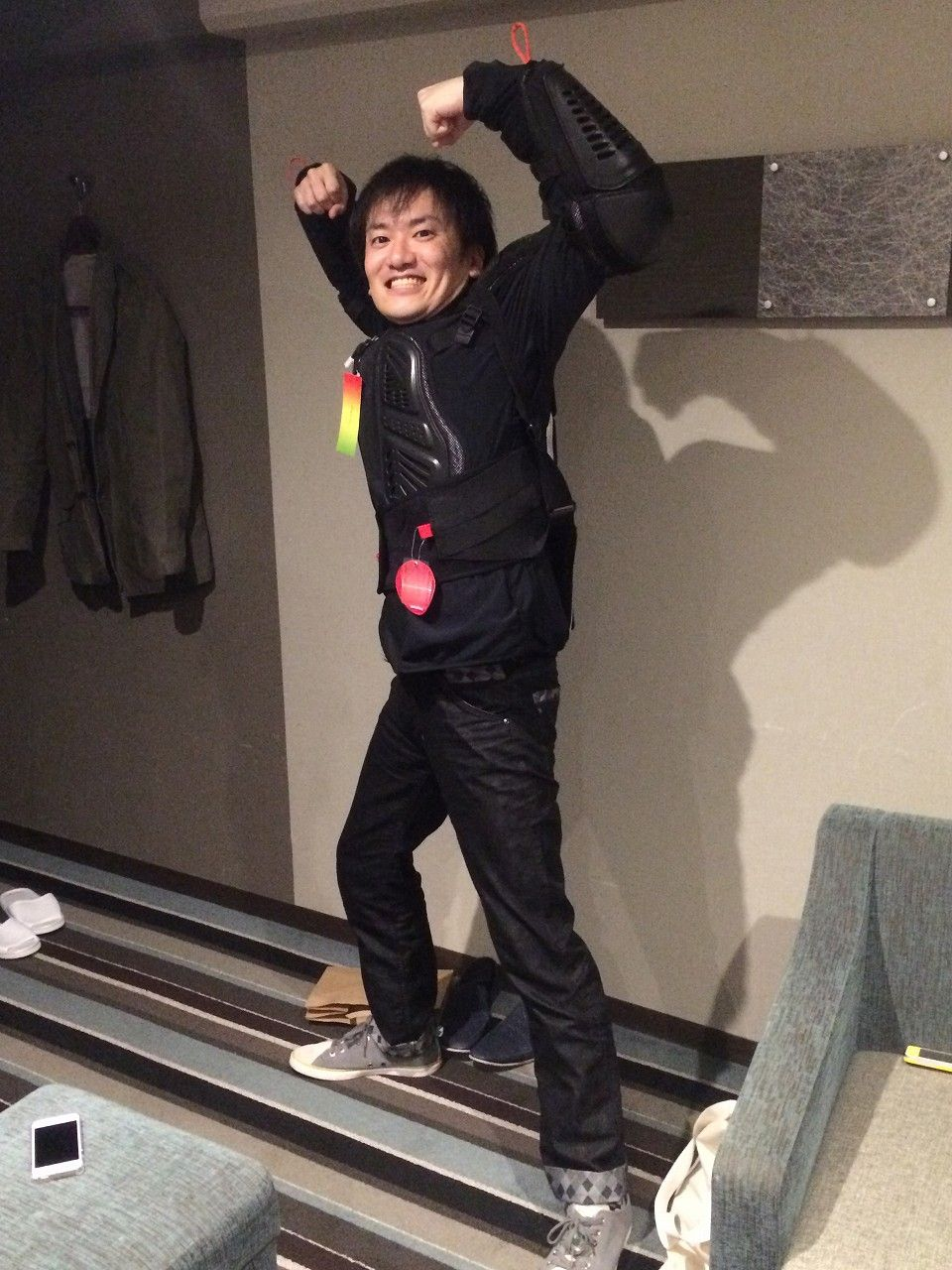 23 Yoshi君誕生日会 6