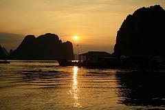Ha Long Bay (ハロン湾) 10
