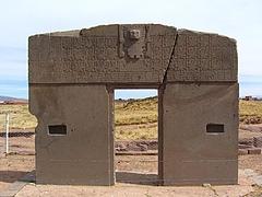 ティワナク遺跡 4