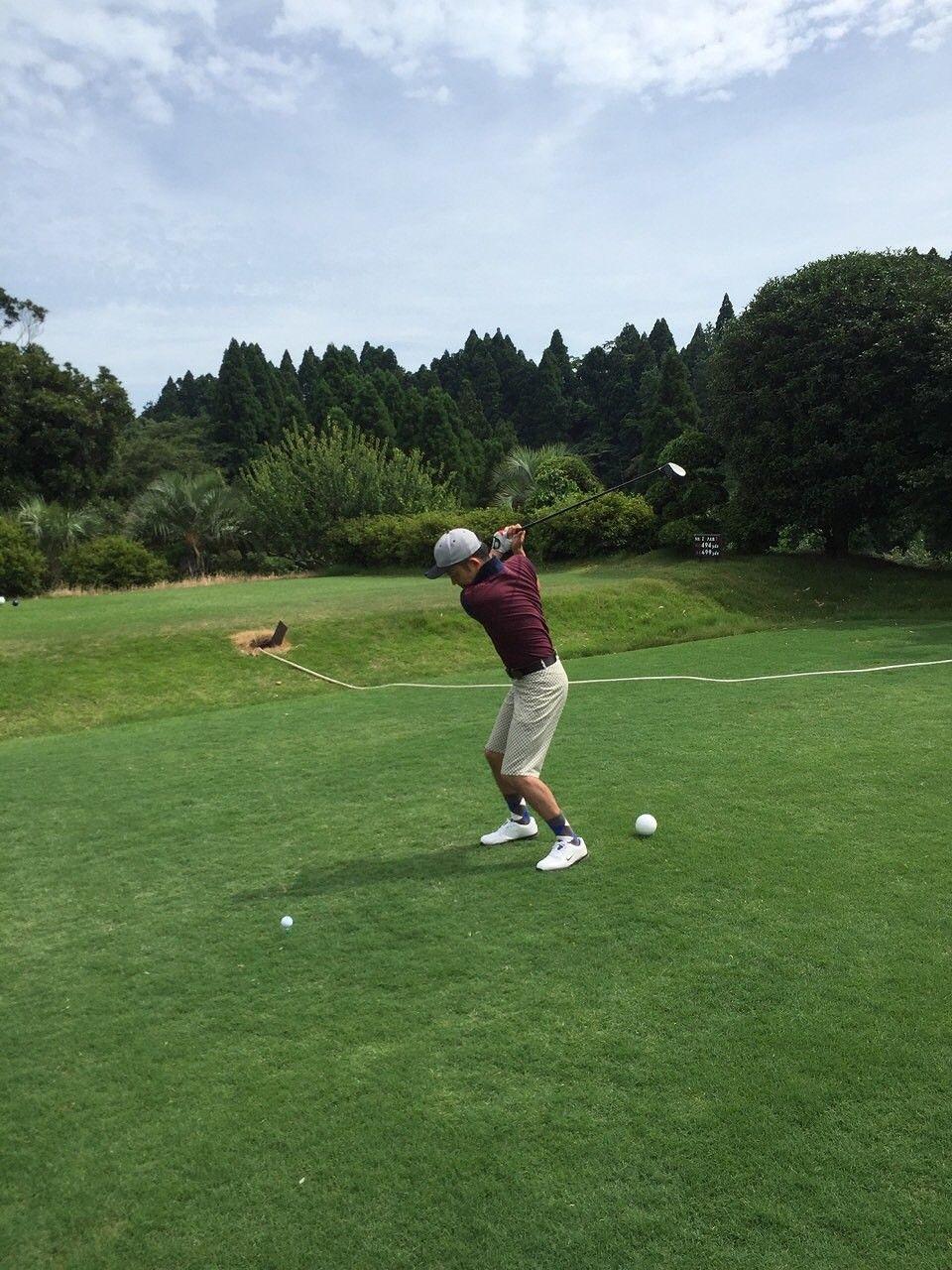 25 御嶽ゴルフ 7