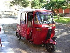 Huacachina (Taxi)