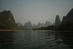 桂林川下り 3