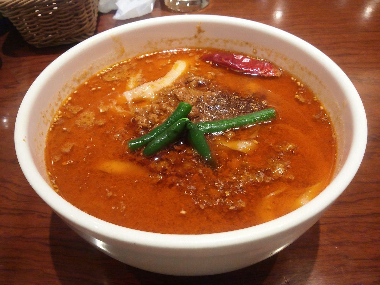 唐朝刀削麺 2