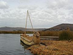 Titicaca lake (ウロス島) 1