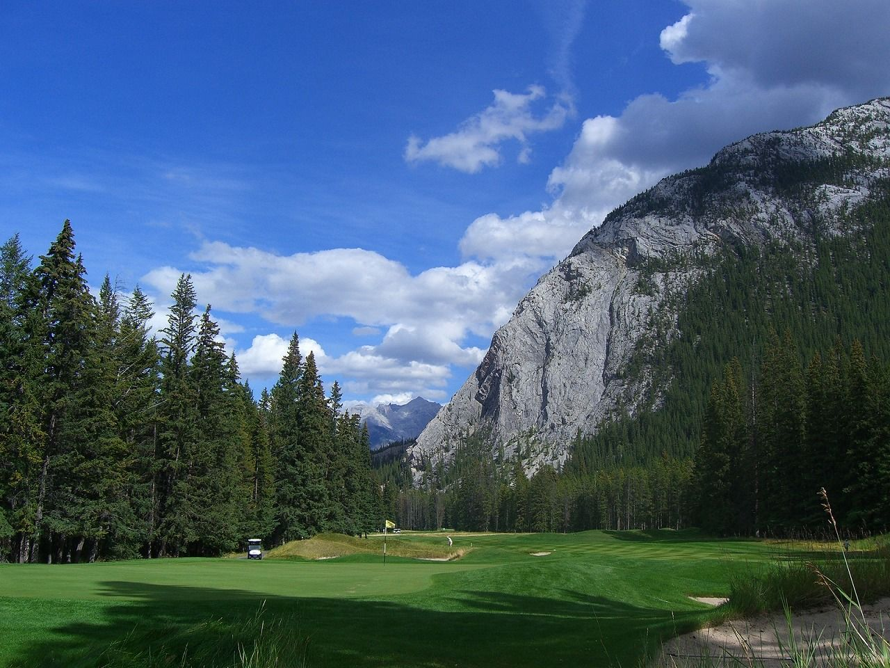 2 Banff Springs Golf