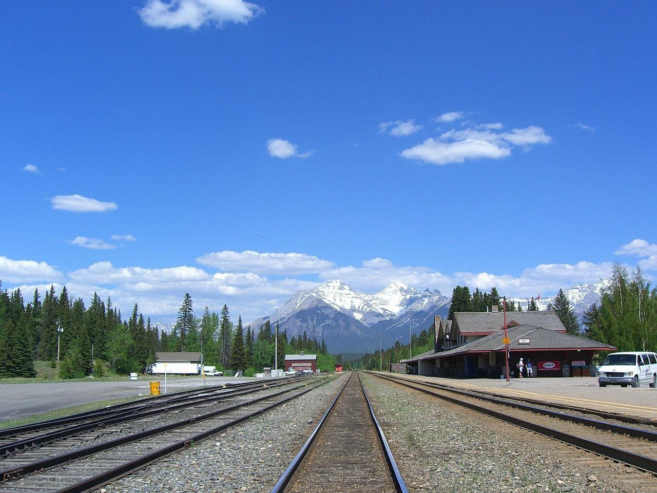 31 Banff station 1