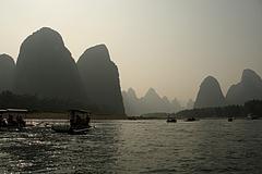 桂林川下り 2