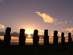 Easter Island (AHU AKIVI) 10