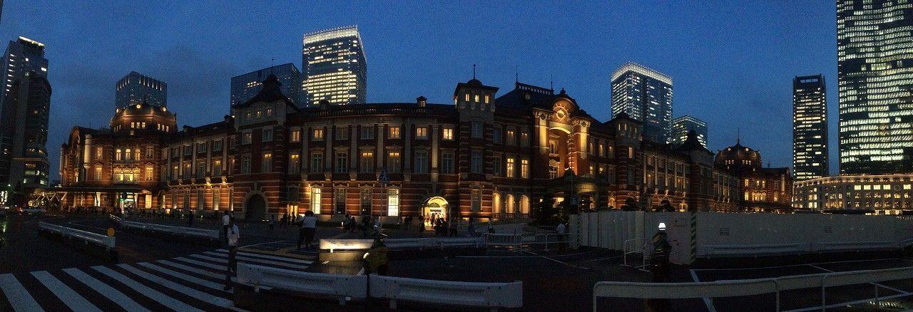 21 Tokyo station