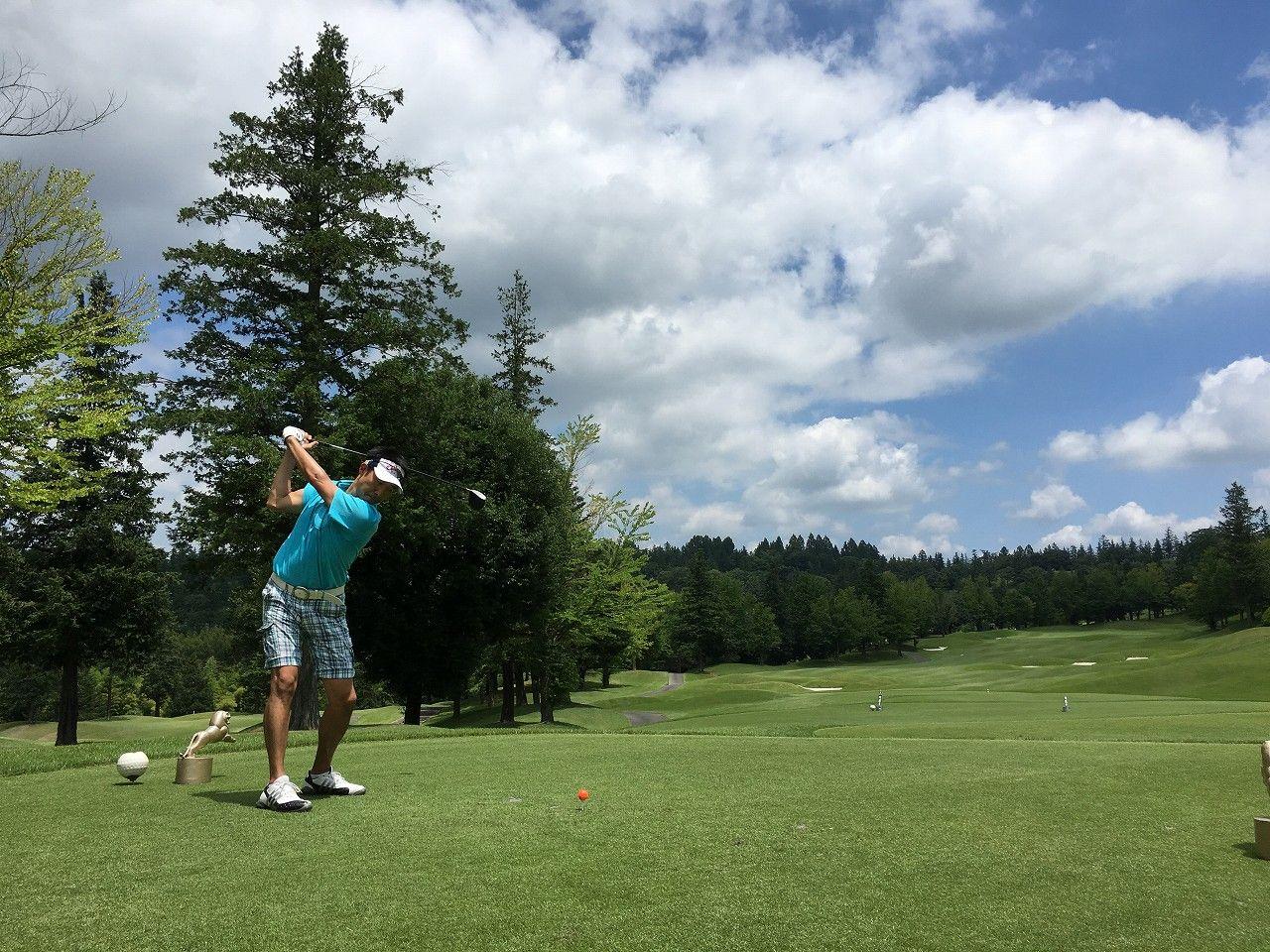 29 第二回幼馴染ゴルフ大会 11
