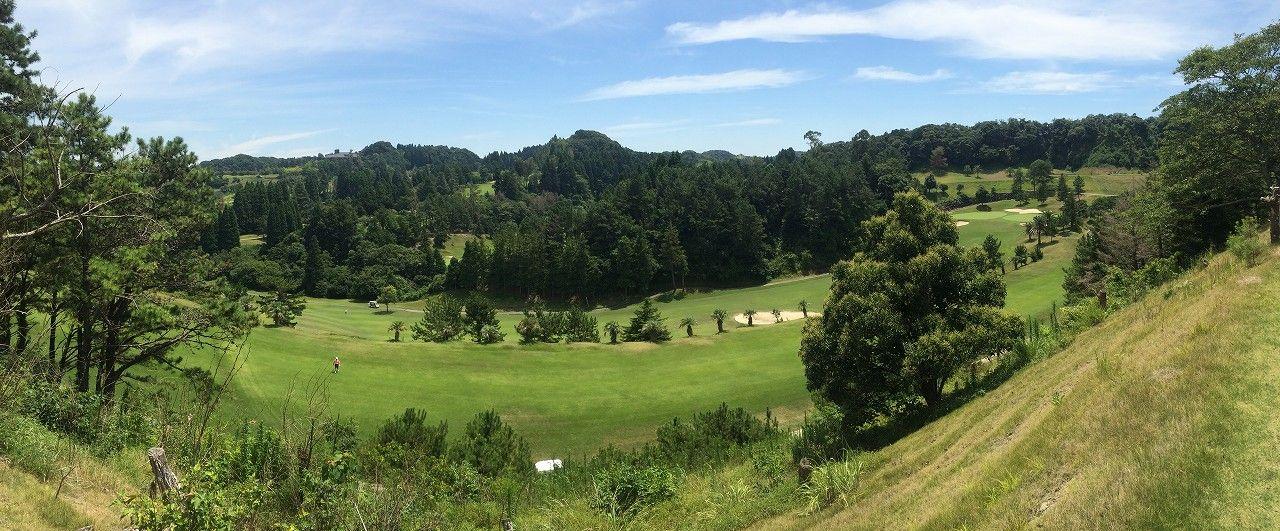 25 御嶽ゴルフ 2