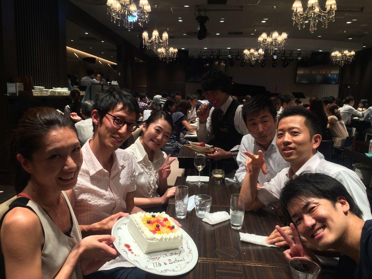 22 いっちゃん&Satomi's Birthday 14