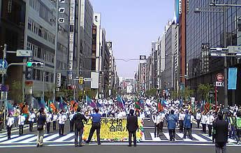 第40回銀座ゴールデンパレード