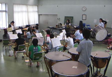 東京都高等学校吹奏楽コンクール2日前
