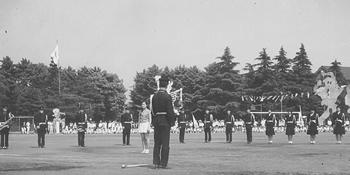1965年6月6日体育祭入場行進