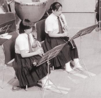 1978年コンクール クラリネット
