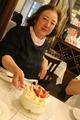 クマママ還暦ケーキ